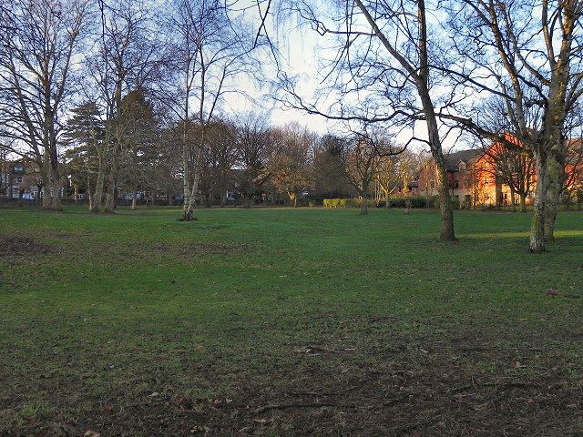 Spring Bank Recreation Ground