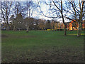 SJ7686 : Spring Bank Recreation Ground by David Dixon