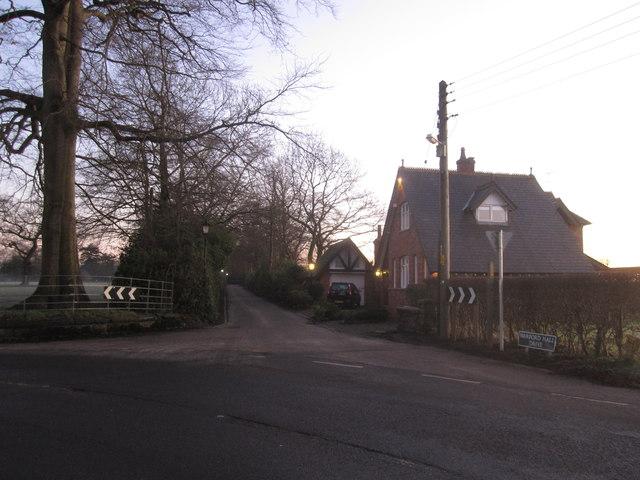 Warford Hall Drive, Little Warford