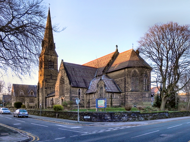 Parish Church of St John the Evangelist, Altrincham