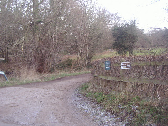 Entrance to Bagden Farm on Chapel Lane