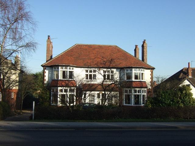 Houses on Leeds Road