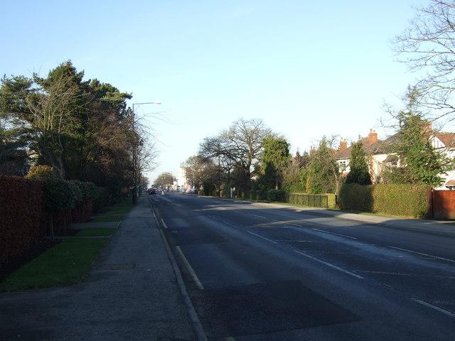 Leeds Road (A61)