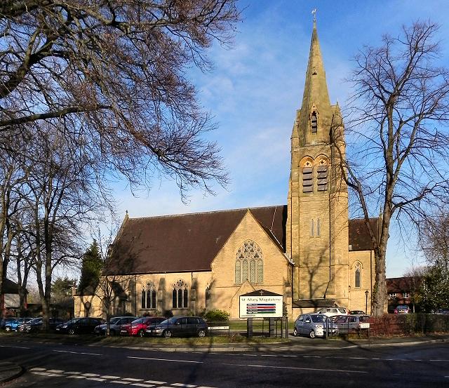 St Mary Magdalene  Church, Ashton-on-Mersey