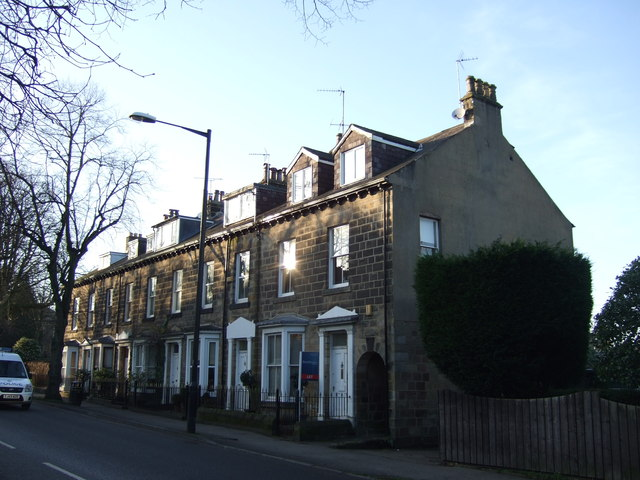 Houses on Otley Road