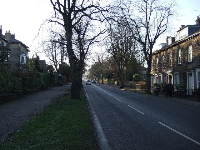 Otley Road (B6162)