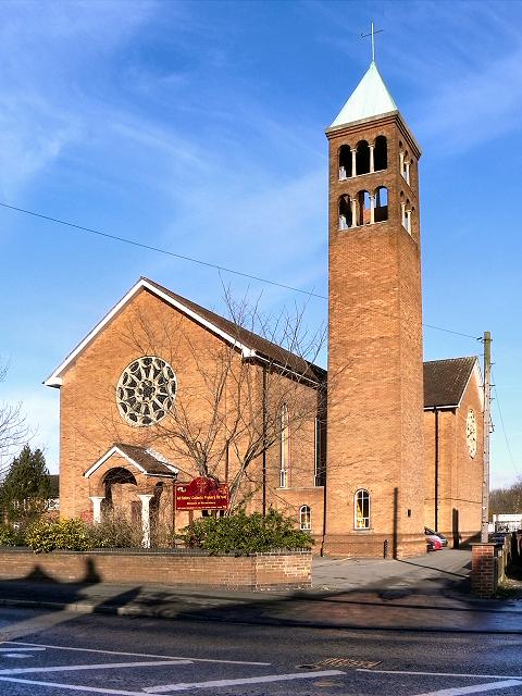 All Saints' RC Church, Ashton-on-Mersey