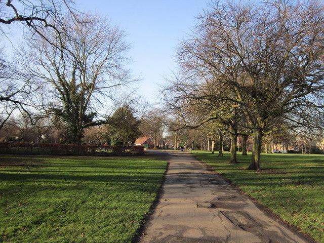 Pearson's Park, Hull