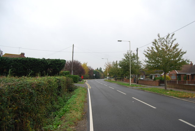 Chestfield Rd