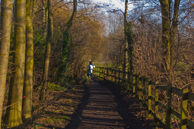 The Mersey Valley Health Walk