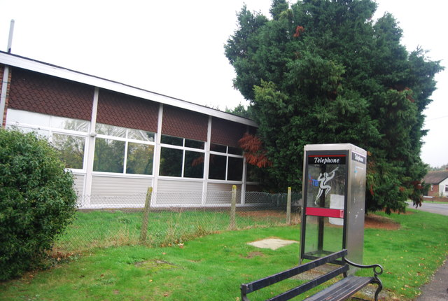 Telephone Exchange, Chestfield