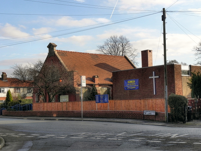 Carrington Lane Methodist Church