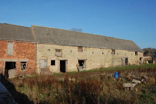 Derelict Stables Manor Farm