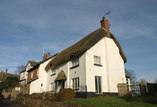 Green Cottage, Sampford Courtenay