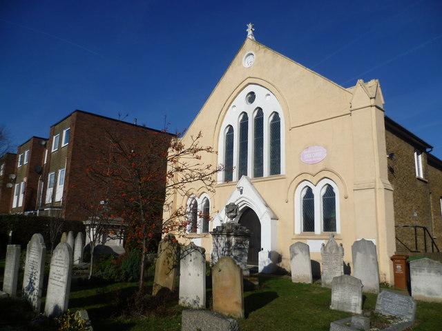 Foots Cray Baptist Chapel