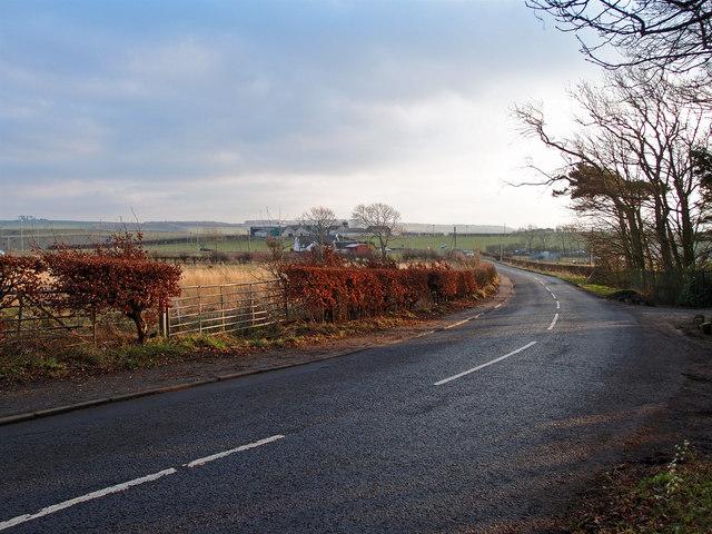 Symington Road South