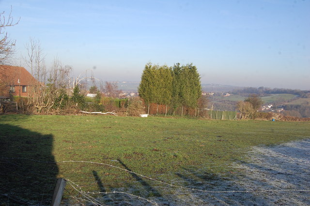 Fields at the side of Ashley Lane