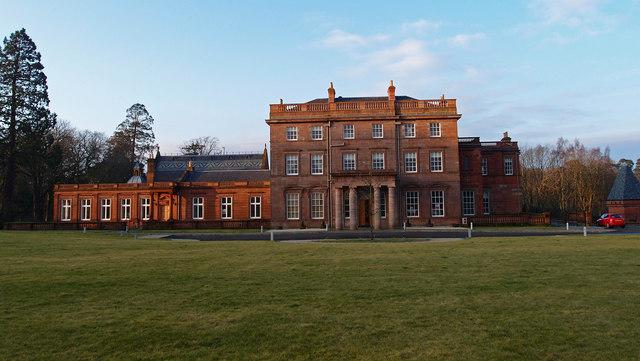 Coodham House