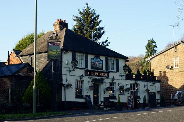 The Plough, Redhill, Surrey
