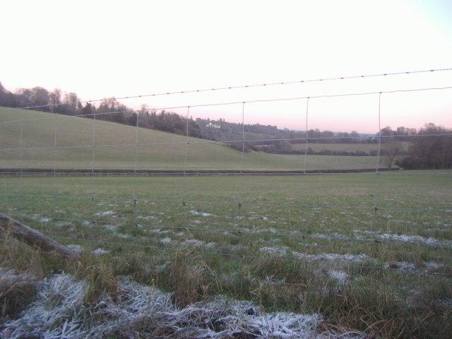Fields by Hogden Lane, Effingham