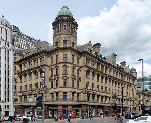 Royal London House, Deansgate, Manchester