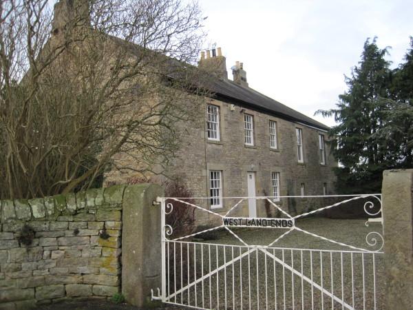 West Land Ends Farmhouse