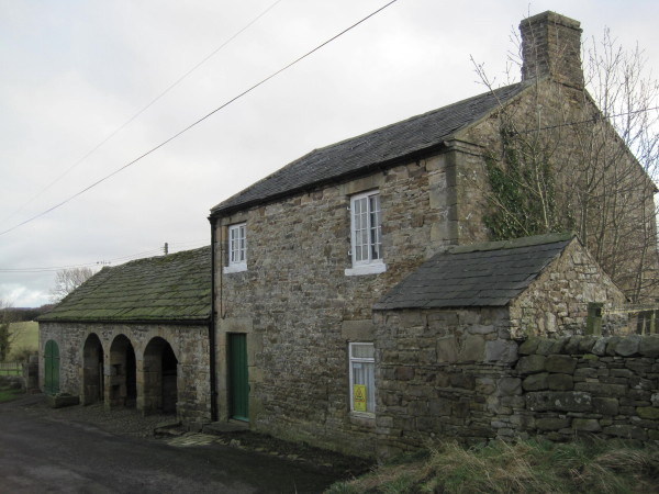 Farm Buildings, West Land Ends Farm