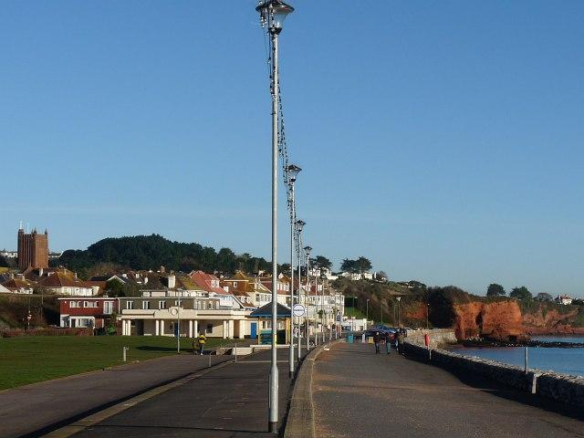 Promenade and Marine Parade, Preston