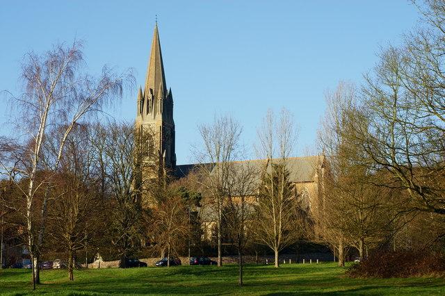 St.John the Evangelist, Redhill, Surrey