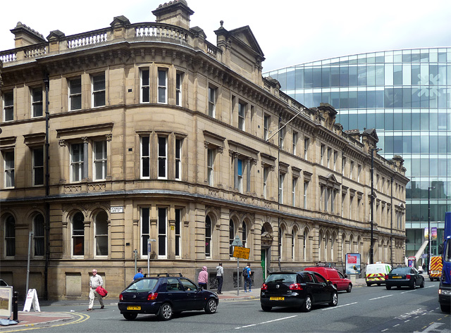 184-186 Deansgate, Manchester