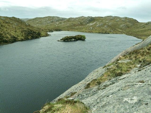 Loch Glac a' Mhind
