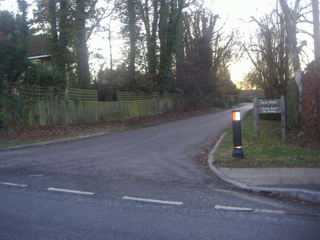 Farm Close, Fetcham