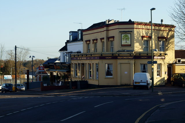 The Old Chestnut, Earlswood, Surrey
