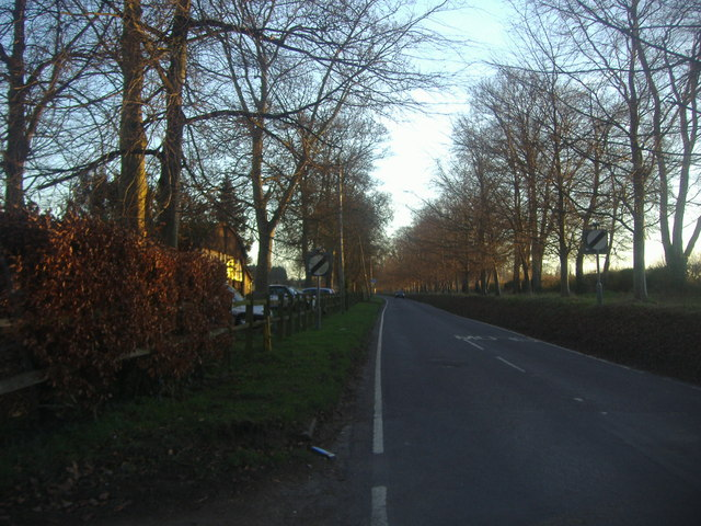 Dorking Road, Bookham