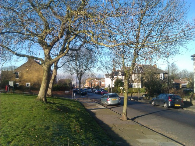 Foxcroft Road, Shooters Hill