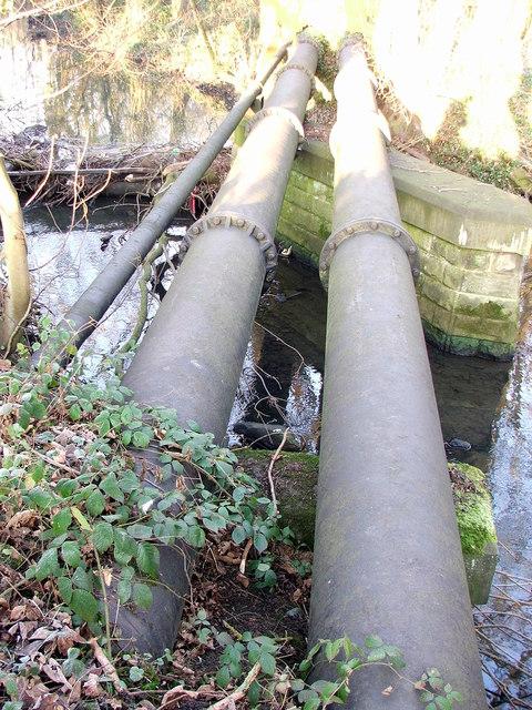 Pipeline Across Seaton Burn