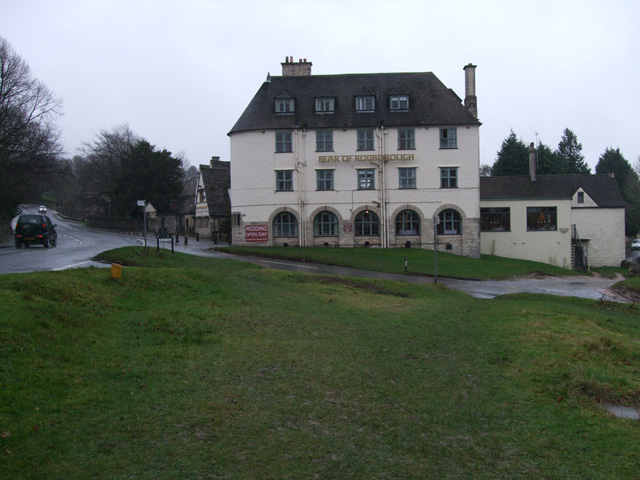 Bear Hotel, Rodborough Common