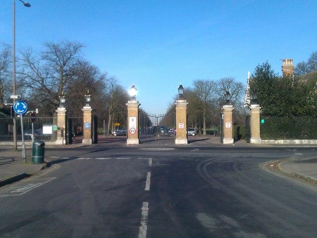 Blackheath Gate, Greenwich Park