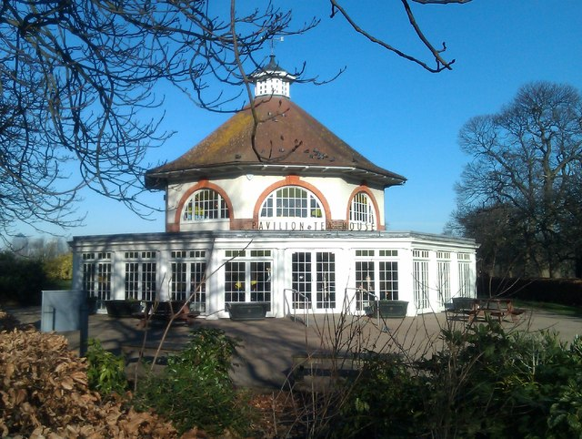 Pavilion Tea House, Greenwich Park