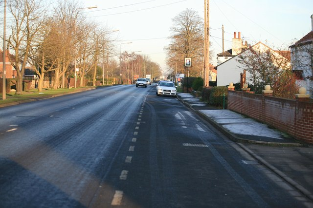 Scawby Road