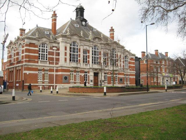 The Bernie Grant Centre, Tottenham