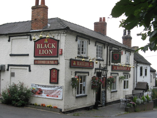 Blackfordby Black Lion Pub