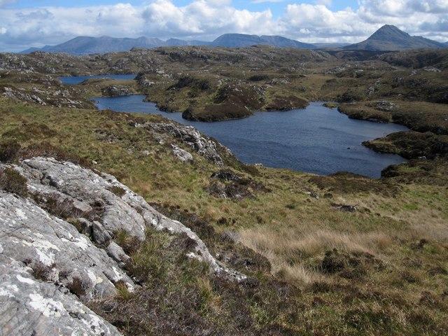 Loch Coill' a' Ghorm Locha