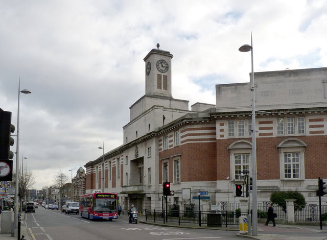Acton Town Hall