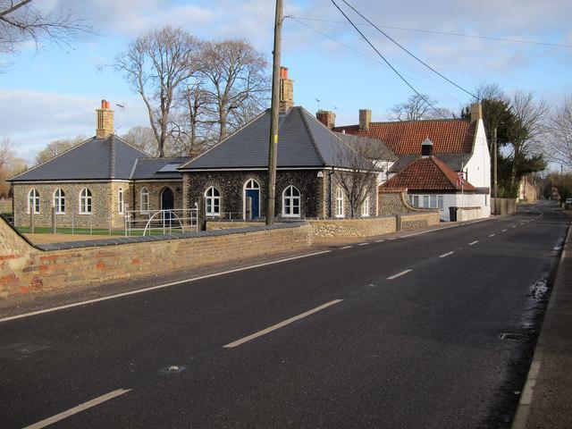 Lodge Road, Feltwell