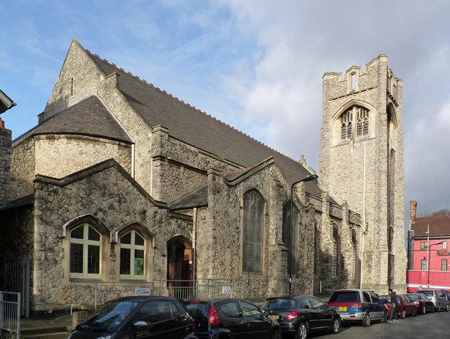 Acton Hill Methodist Church