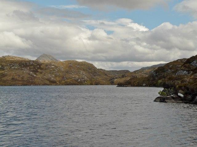 Loch an h-Airigh Slèibhe
