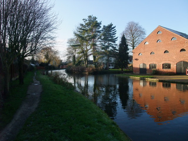 Soresby's Warehouse, Shardlow