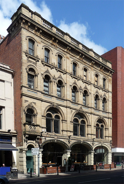 Hayward's Building, Deansgate, Manchester