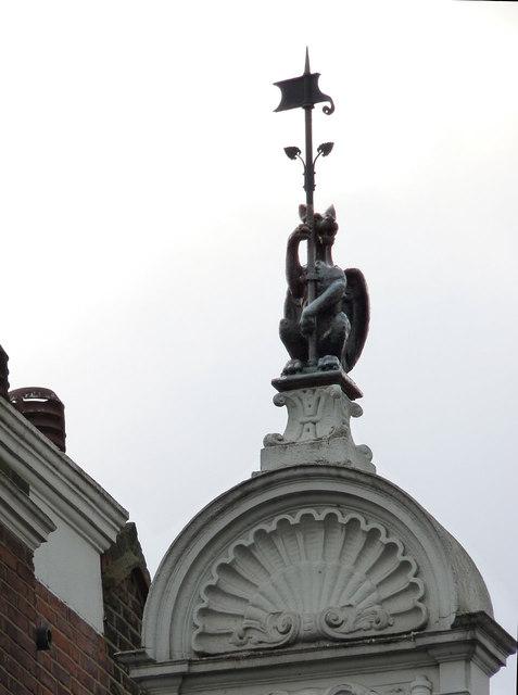 The Six Bells (detail)